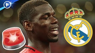 Paul Pogba se rapproche du Real Madrid | Revue de presse