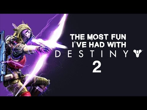 The Most Fun I've Had With Destiny 2- REMOVE EVERVERSE