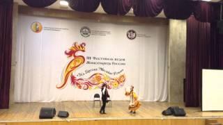 РСВ МСХ 2015 НАНТ Шатлык (Медведева Вероника, Шаяхметов Тимур) - Татарская невеста