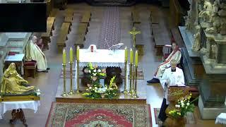 Homilia Ks. Artura Ważnego -12 września 2019- Tydzień Maryjny w Tarnowskiej Katedrze