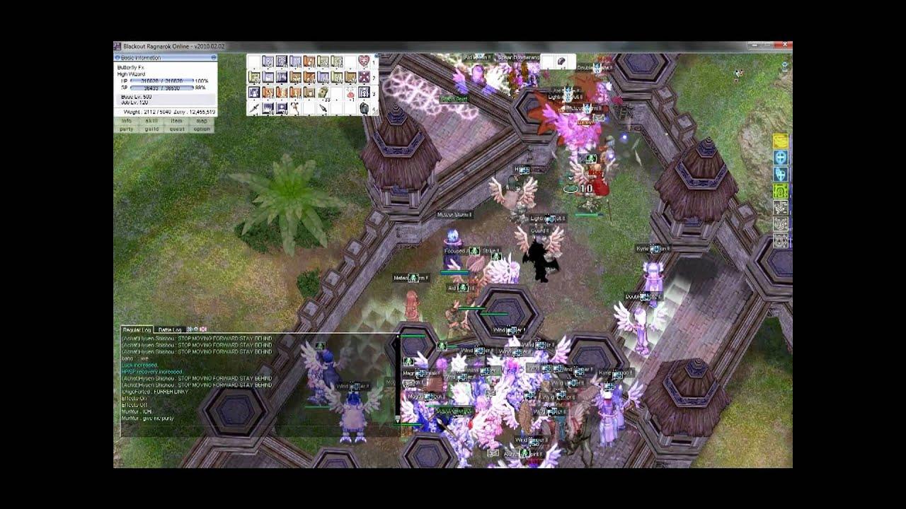 Blackout Ro Woe 1 6 10 Anomaly Part 1 Youtube