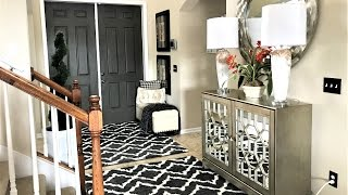 Budget Friendly Foyer/Entryway Ideas