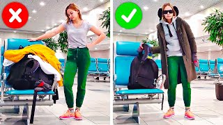33 SMART AND HANDY TRAVEL HACKS