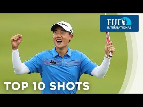 Top 10 Shots - 2017 Fiji International