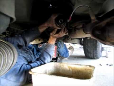How To Remove A Transmission: The REdneck Way (Rasslin' er down)