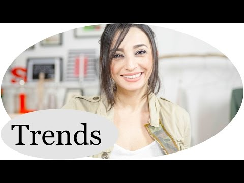 Fashion Trends – Frühling & Sommer 2015