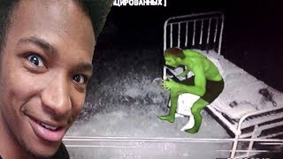 Etika Reacts To The Russian Sleep Experiment