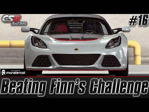 CSR Racing 2: The TEMPE5T (Ruby Rose) | Beating Finn's Challenge [Episode #16]