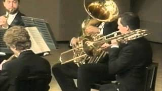 Art of Brass Vienna plays Excepts of Porgy and Bess by G. Gershwin