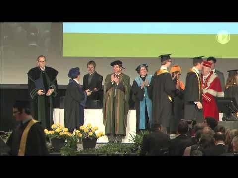 CEMS Graduation Ceremony 2012 Part 4 Round 3