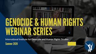 Indigenous Peoples of North America- Genocide and Human Rights Webinar Series