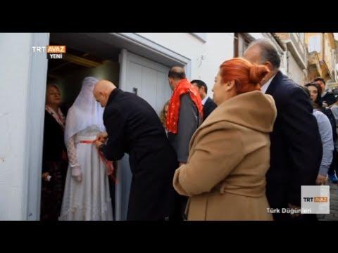 Girit Türkleri'nde Gelin Evden Böyle Çıkarılır -  Kuşadası - TRT Avaz