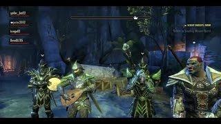 Game Vine's Dungeon Run #1 - ESO: Elden Hollow
