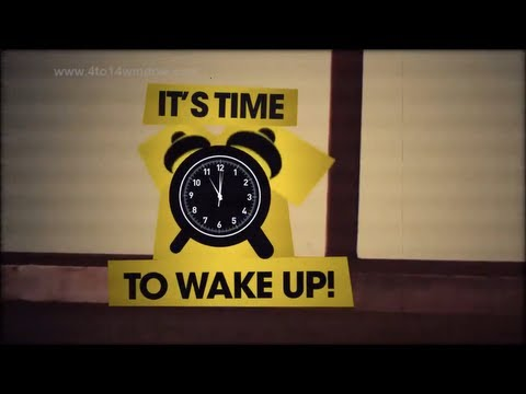 Its Time To Wake Up English