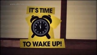It's Time to Wake Up - English