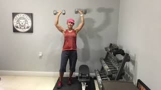 Furious 15 Full Body Workout with Weights - Option 2