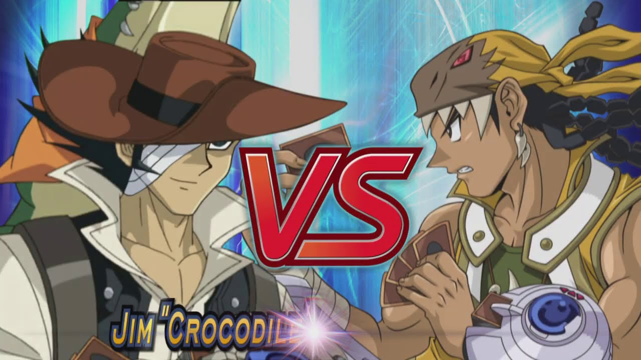 "Legendary Duelist: Jim ""Crocodile Cook vs Hassleberry"
