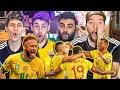 Reacciones a Colombia vs Ecuador y Brasil vs Venezuela   Copa América 2021