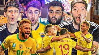 Reacciones a Colombia vs Ecuador y Brasil vs Venezuela | Copa América 2021