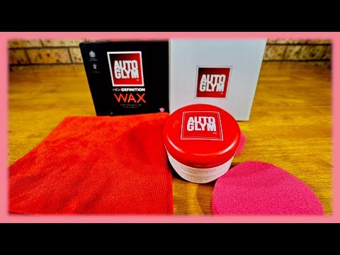 Autoglym High Definition Wax Review + Tips For Applying A Car Wax