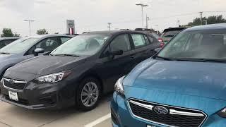 The Variety of 2019 Subaru Imprezas I have is Unreal!