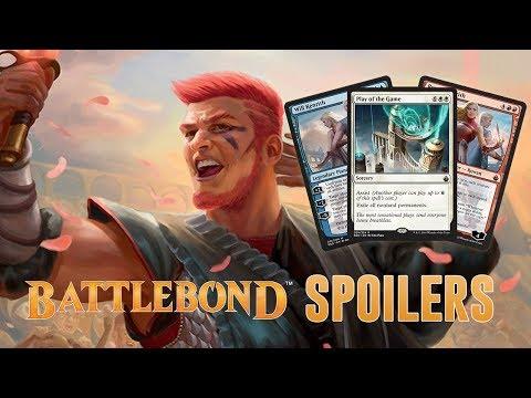 Daily Battlebond Spoilers — May 21, 2018 | Partner Planeswalker Commanders
