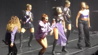 Little Mix - Shout Out to My Ex - Free Radio (Birmingham GA) 26/11/16