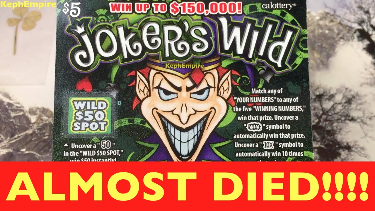 Best instant wins lottery dies