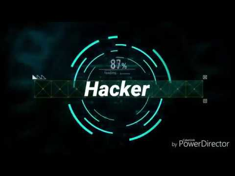 Hacker Video Template
