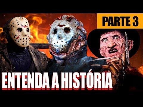 Saga Sexta-Feira 13   Cronologia e História de Jason Voorhees   PT. 3
