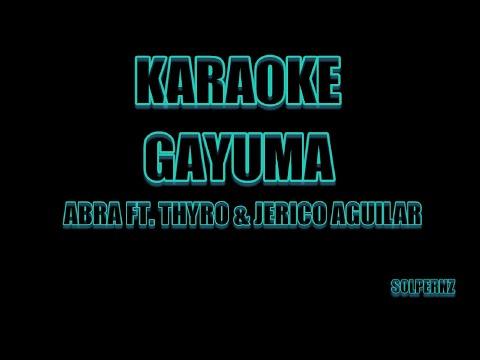 Gayuma  Karaoke -Instrumental