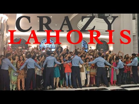 LAHORE YOU CRAZY!  -DhoomBros (ShehryVlogs # 84)