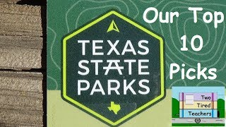 Top 10 Texas State Parks