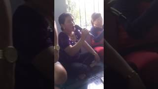 Don ca tài tử Ninh Hòa Nha Trang guitar năm trung sên tu nhựt! 2/2017(1)