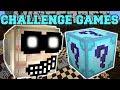 Minecraft: PLANET JUPITER CHALLENGE GAMES - Lucky Block Mod - Modded Mini-Game