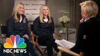 Lamoureux Twins Urge Women To Take On Challenging Situations | NBC News