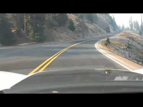 SeaMont Rally - Crater Lake Hyperlapse!