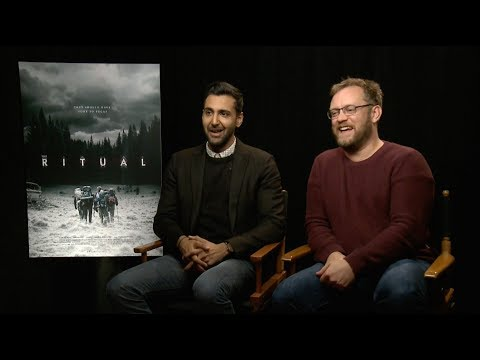 Arsher Ali & Sam Troughton talk 'The Ritual'
