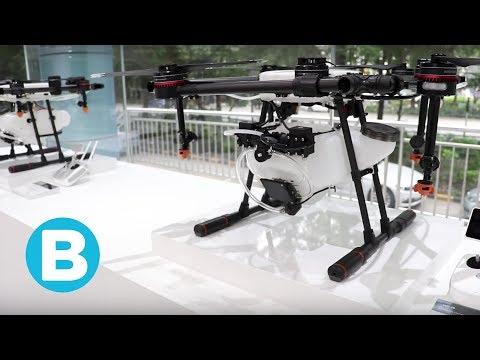 Op bezoek bij drone-merk DJI in China: 'Drones worden kleiner, slimmer en zuiniger'