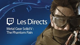 Metal Gear Solid V : The Phantom Pain - Immersion
