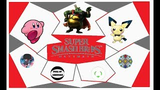 Super Smash Bros. Ultimate (video 99) Featuring Oval of Obsidian and Matcha Panda