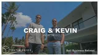 Property & Business Retreat in Bali - Kevin & Craig