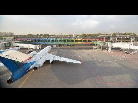 Dushanbe Airport travel tajikistan Аэропорт Душанбе