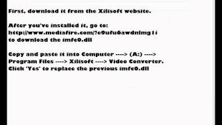 How to Get the full version of Xilisoft Video Converter Ultimate 7