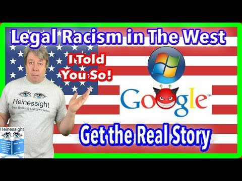 Microsoft Google Sued as Sex Slavery Racist Anti American Corporations