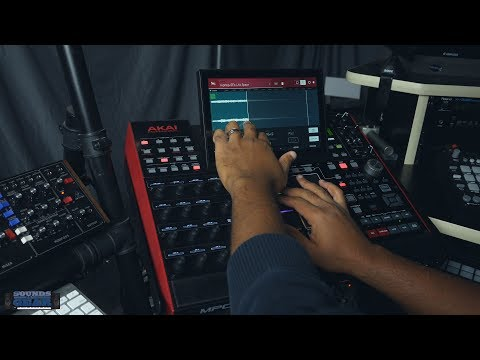One Kit: Soul Provider - Making a Beat with the MPC X