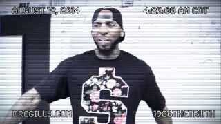 ESF TV Presents.. A Dre Gilly Freestyle #NOFLEX
