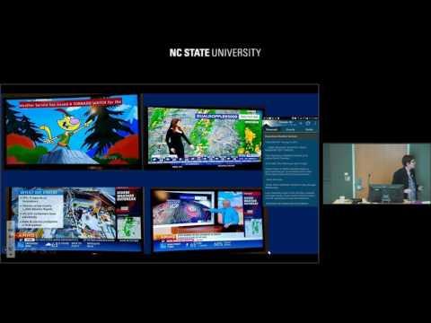 Geospatial Forum: Dr. Sandra Yuter