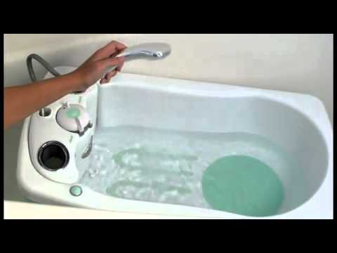 Lil Luxuries Whirlpool Bubbling Spa Shower Youtubeflv Youtube