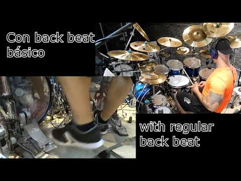 MPO Feet Pattern.Interdependence And Groove Exercise.